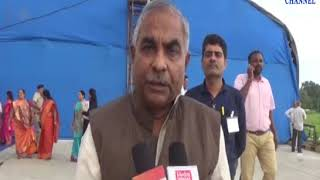 Girosomnath|  Launched work of Police Bhawan and District Panchayat Bhavan | ABTAK MEDIA