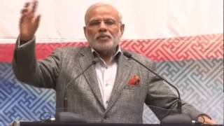 PM Modi interacting with the Friends of India in Seoul | PMO