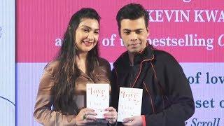 Karan Johar Launches Shunali Khullar Shroff book Love In The Time Of Affluenza