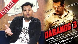 Salman's Ready Co-Star Mohit Baghel Reaction On Dabangg 3