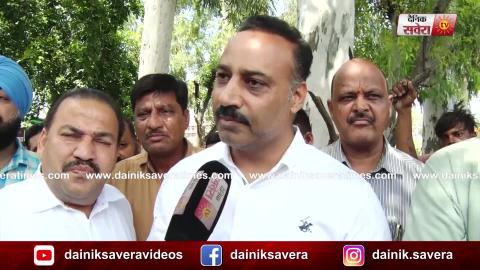 Exclusive Interview : Ludhiana बूढ़ा नाला Overflow पर Mayor Sandhu और MLA Sanjay Talwar ने दी सफाई