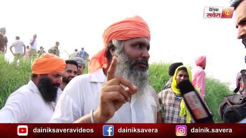 Sultanpur Lodhi के पास टूटा Satluj बांध शहर में भी मचा सकता है तबाही