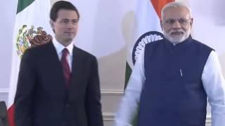PM Modi meets Mexican President Enrique Pena Nieto | PMO