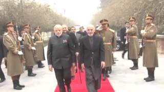PM Modi meets Afghan President Mohammad Ashraf Ghani | PMO