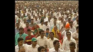 PM addresses farmer's rally at Angadi Engineering College | PMO