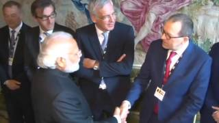 Belgian CEOs call on PM in Brussels | PMO