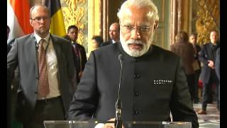 PM at activation of Asia's largest Optical Telescope from Brussels | PMO