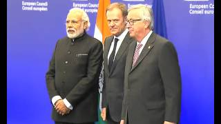PM in Brussels | PMO