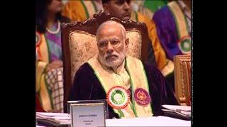 PM at 5th convocation of SMVD University, Katra | PMO