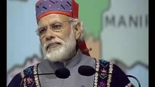 PM Modi's address at Dedication of various development projects in Meghalaya | PMO