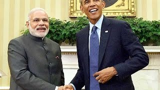 PM Modi in US: Meeting with President Obama | PMO