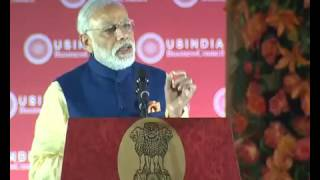 PM Modi's address at the 41st Annual Leadership Summit of USIBC in Washington DC, USA | PMO