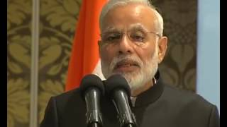 PM Modi's speech at India Kenya Business Forum, in Nairobi, Kenya   PMO