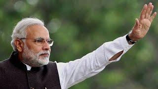 "PM Modi at Inauguration of ""Mission Bhagiratha"" in Gajwel, Telangana | PMO"