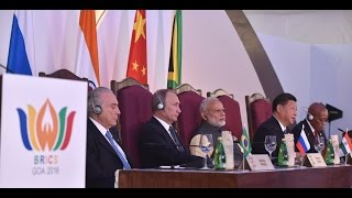 PM Modi at BRICS Business Council Meeting (BRICS Summit 2016, Goa) | PMO