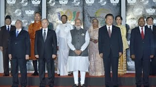 PM Modi at BRICS-BIMSTEC Outreach Summit in Goa, India | PMO