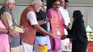 PM at Varanasi to lay Foundation Stone of UrjaGanga Project & Doubling Varanasi-Allahabad Rail Track