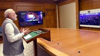 PM Modi addressing #GlobalCitizenIndia festival, via video conferencing | PMO