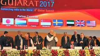 PM Narendra Modi at 8th Vibrant Gujarat Global Summit 2017, Gandhinagar (Gujarat) | PMO