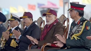 PM Narendra Modi addressing NCC Officers & Cadets in NCC Rally, New Delhi | PMO