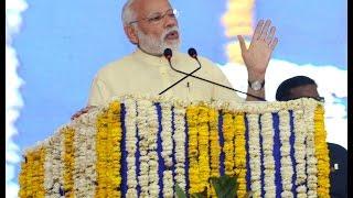 PM Narendra Modi's Speech: dedicates multiple Development Projects in Bharuch, Gujarat | PMO