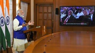 PM Narendra Modi's Speech at International Diamond Conferencing via VC, Mumbai | PMO