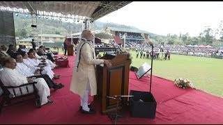 PM Narendra Modi to address Indian Origin Tamil Community at Norwood Ground in Norwood, Sri Lanka