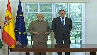 PM Narendra Modi at Exchange of Agreements & Presentation of Conclusion of CEOs Forum | PMO