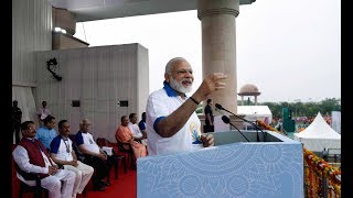PM Modi's speech on the occasion of International Yoga Day in Lucknow, Uttar Pradesh | PMO