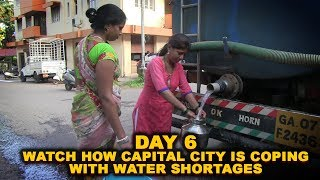 Day 6: Watch How Capital City Is Coping With Water Shortages