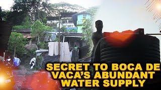WATCH: While Panjim Is Reeling Under Water Crisis, Water Tanks In Boca De Vaca Are Overflowing!