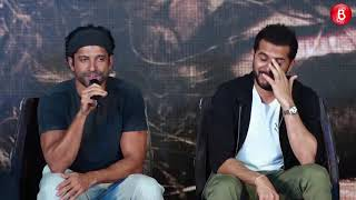Farhan Akhtar's EPIC Response On Sye Raa Narasimha Reddy Clashing With War