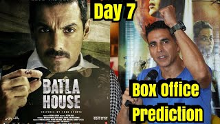 Mission Mangal Vs Batla House Box Office Prediction Day 7
