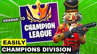 EASY Way To Reach Champion Division In Arena! in Fornite Season 10