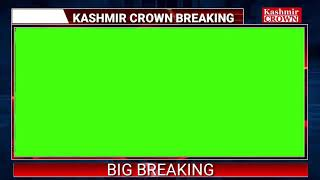 Baramulla Encounter Update