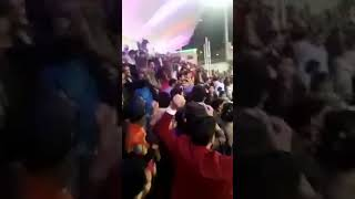 """Cheen ke Lenge Azadi, Pakistan se lenge Azadi"" Anti Pakistan slogans raised in Karachi stadium"