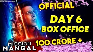 Mission Mangal Crosses 100 CRORE On 6th Day | Official Box Office Collection | Akshay Kumar