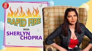 Sherlyn Chopra's FIERCE Rapid Fire Is Fun & Totally Unpredictable