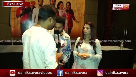 Exclusive Interview : Naukar Vahuti Da | Binnu Dhillon | Kulraj Randhawa | Dainik Savera