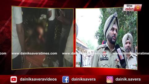 Exclusive Interview: Jalandhar के CP Gurpreet Bhullar से सुनें कैसे सुलझाया Teacher Murder मामला