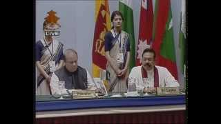concluding session of  18th saarc summit | PMO
