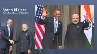 Barack means 'One who is Blessed' | PMO