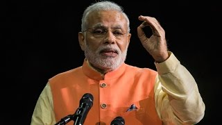 PM at unveiling of plaque, Operationalisation of CSRS Radar | PMO