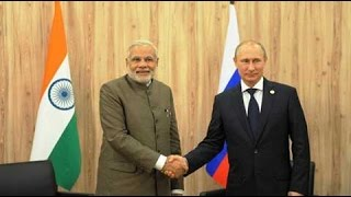 India & Russia Signing of Agreements & Press Statements | PMO