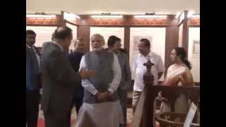PM Modi inaugurates judicial museum of Bombay High Court | PMO