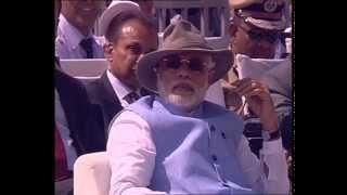 PM Modi in Bangaluru: At Aero India 2015   PMO