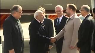 PM Narendra Modi reaches Hannover in Germany | PMO