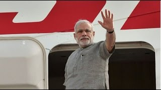 PM Modi leaves for India after 3 nation tour | PMO