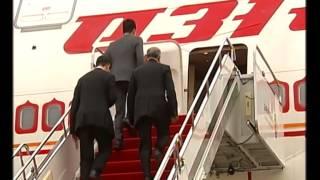PM Modi's arrival at Xi'an Xianyang International Airport(CHINA) | PMO