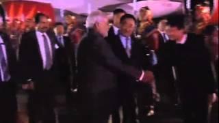 Prime Minister Narendra Modi arrives in Mongolia | PMO